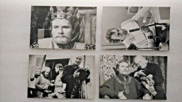 Doctor Who - The Crusade and the Space Museum: Set of 4 Postcards (1999)